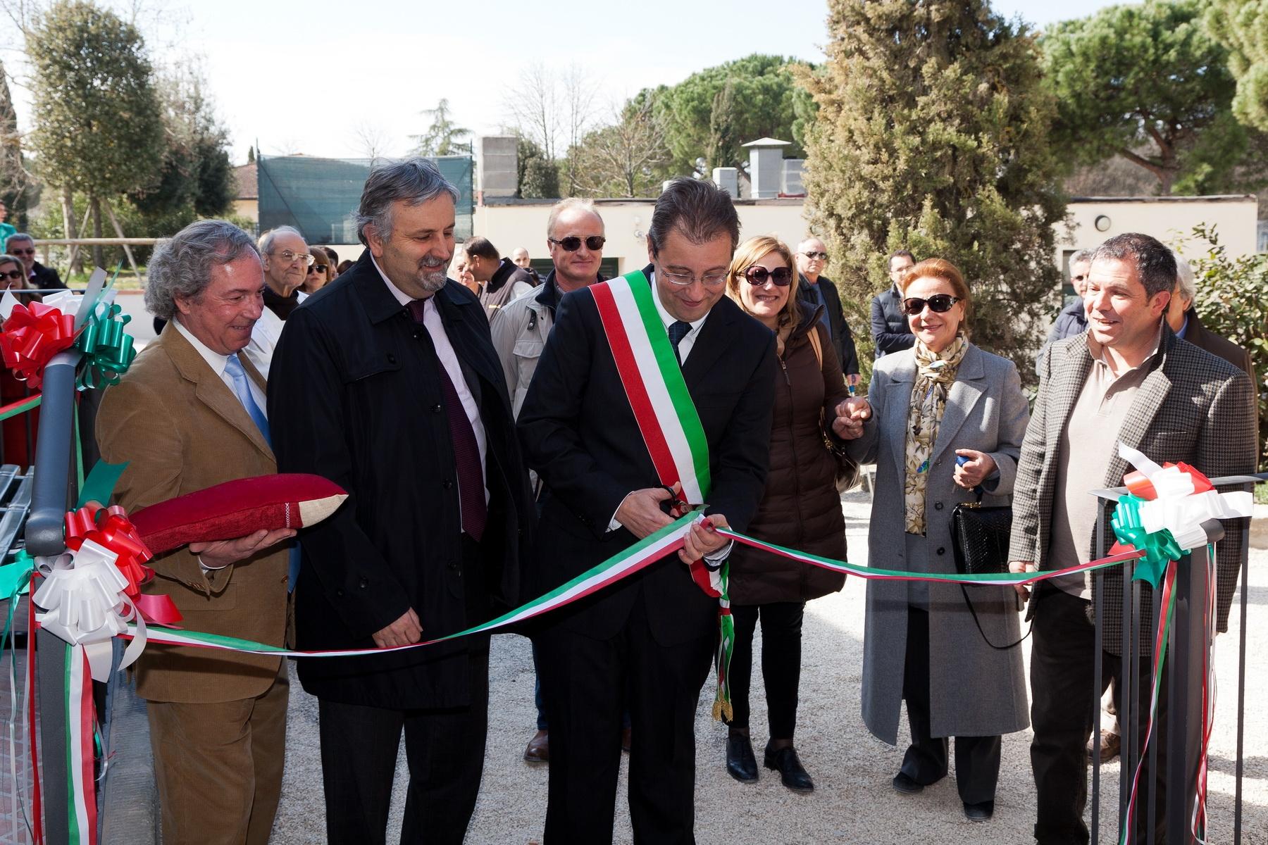 Cortona: Inaugurata la nuova struttura presso il CAM