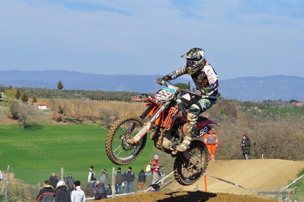 Motocross: internazionali d'Italia a Castiglione del Lago, resoconto e foto