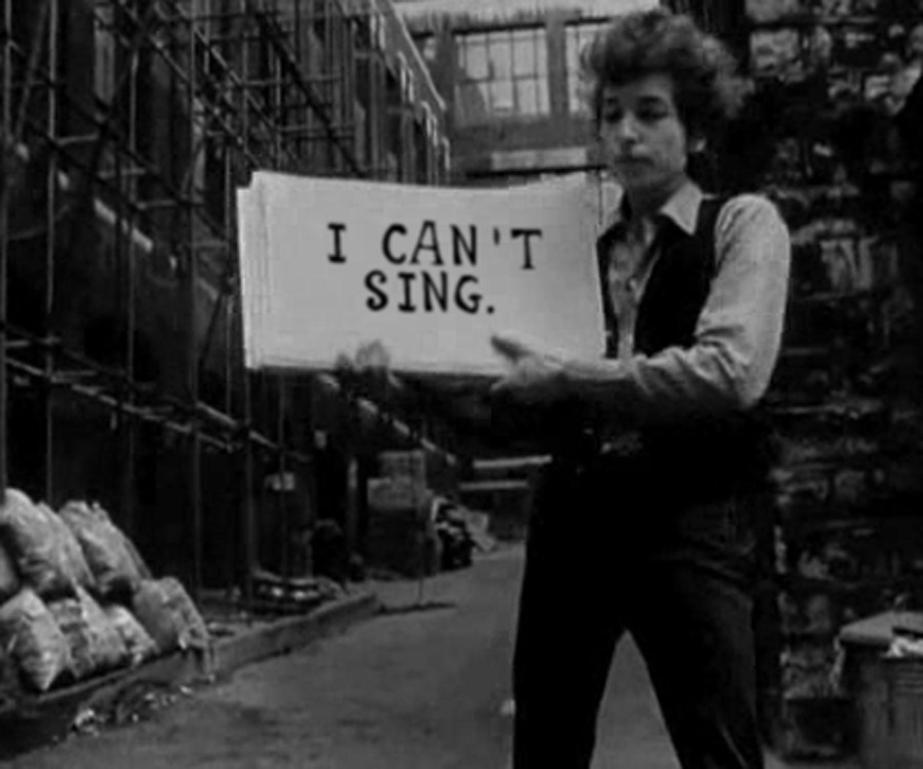 Bob Dylan a Cortona? Sto bene anche senza