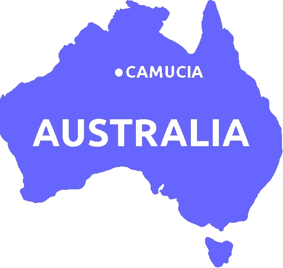 Se Camucia fosse in Australia...