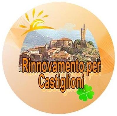 Rinnovamento per Castiglioni: priorità al lavoro