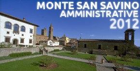 Elezioni Monte San Savino: le interviste ai candidati a Sindaco