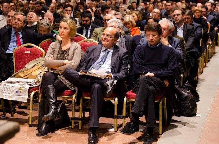 Con AreaDem tanti big della politica a Cortona: le foto