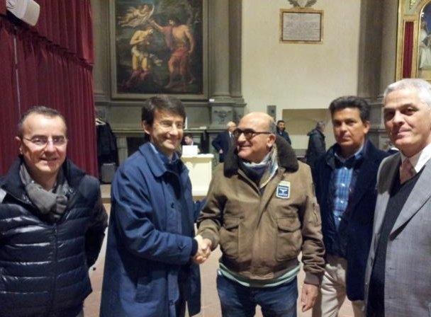 Dario Franceschini incontra
