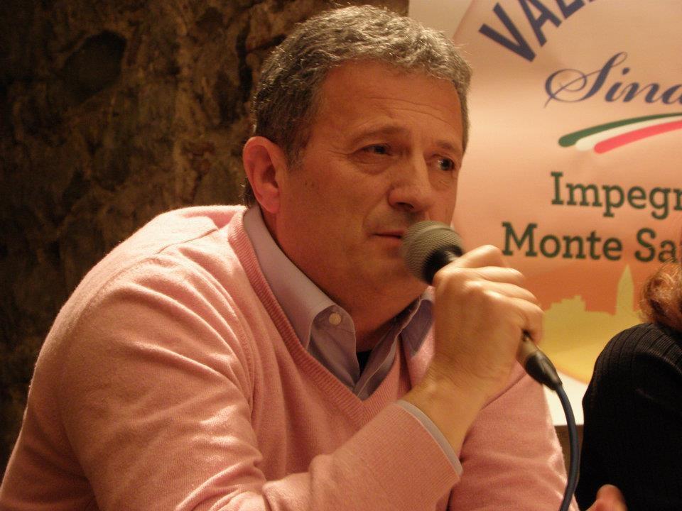 Intervista a Claudio Valdambrini (Impegno per Monte San Savino)