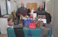 False borse griffate: Finanza di Chiusi sequestra 2858 articoli