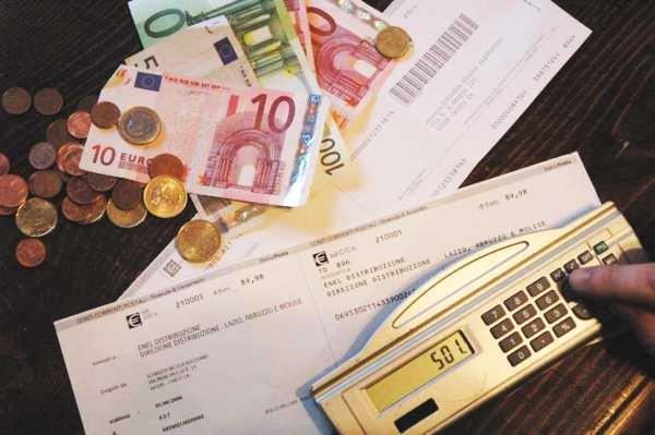 Perchè non togliamo l'IVA dalle bollette?