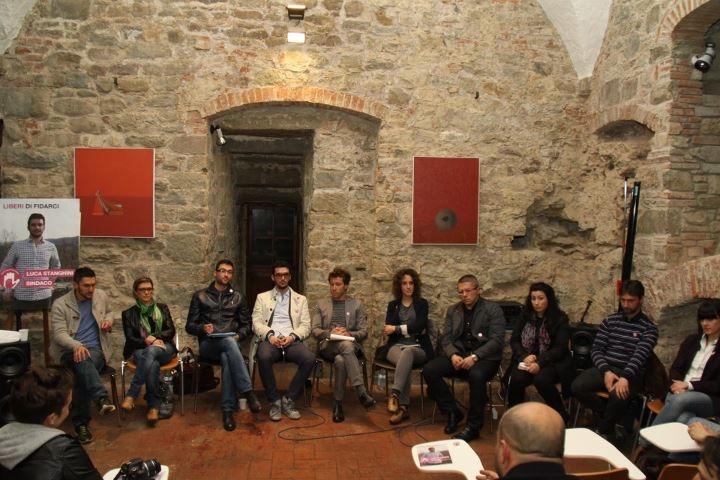 Elezioni, presentata al Cassero la lista ''Monte San Savino libero''