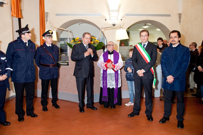 Banca Popolare di Cortona: inaugurati i nuovi locali
