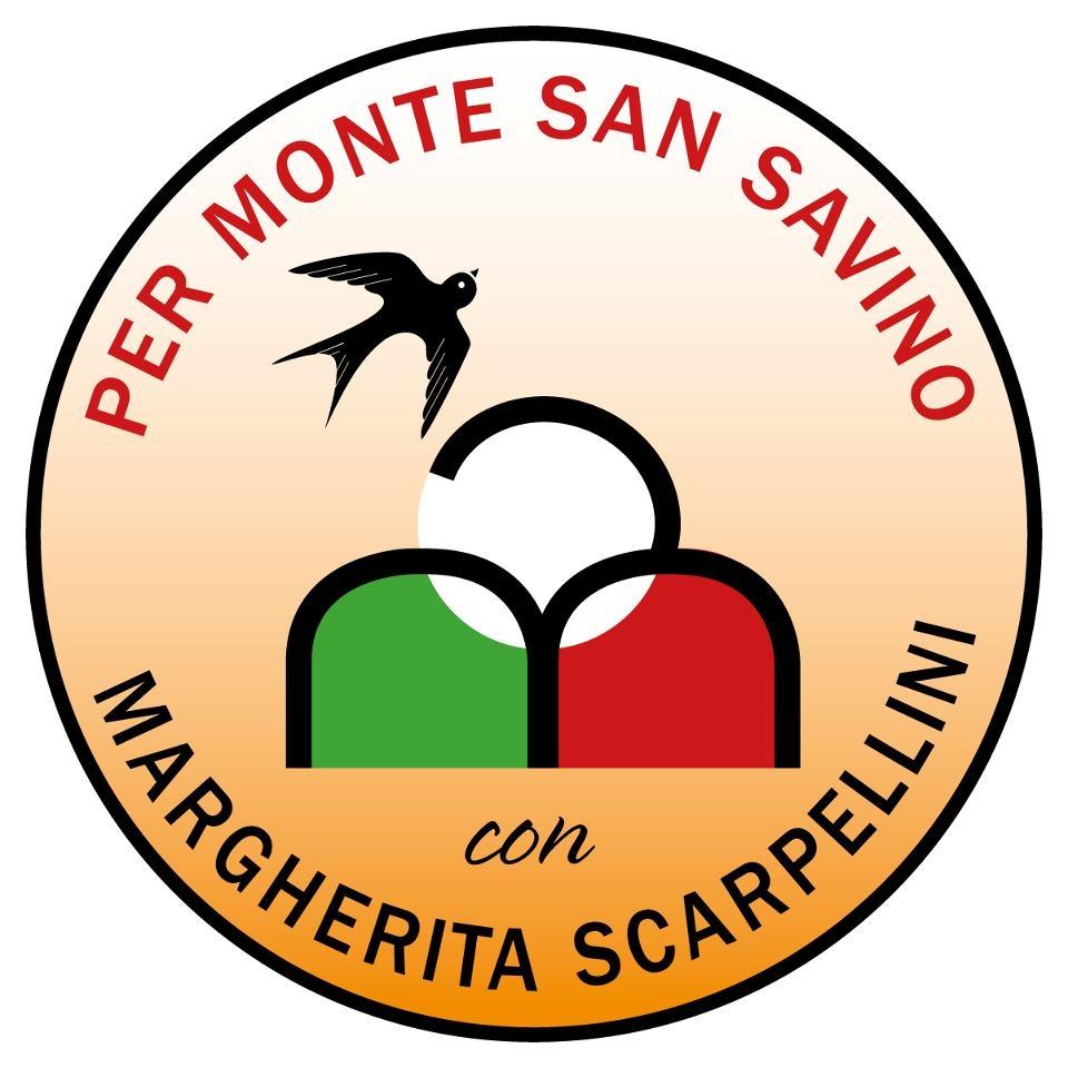 Margherita Scarpellini con Roberto Vasai e la lista