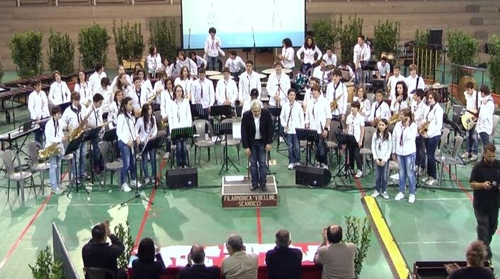 """La """"Young Band"""" di Chiusi vince il primo premio anche a Scandicci"""