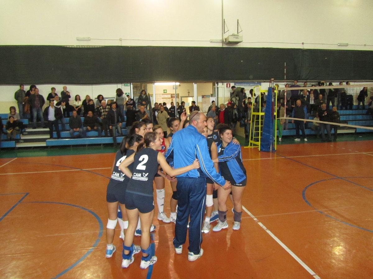 Cortona Volley: le ragazze vincono e sono in