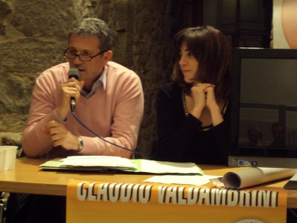 E' partita la sfida di Valdambrini con ''Impegno per Monte San Savino''