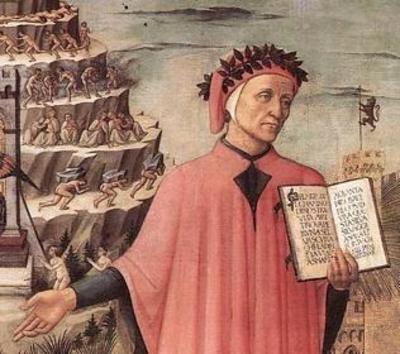 Cortona, Giuseppe Fanfani legge Dante