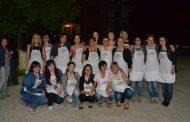 Pd Donne Foiano, corso di cucina multietnica: in cento alla cena finale a Renzino