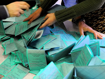 Elezioni, uno su tre si è astenuto