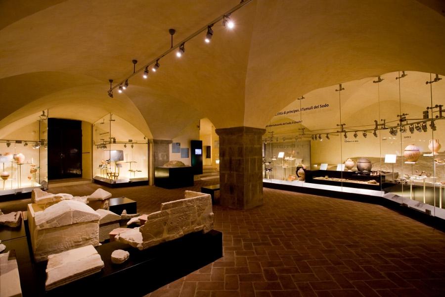 Cortona, Il Maec nell'elite dei Musei Toscani