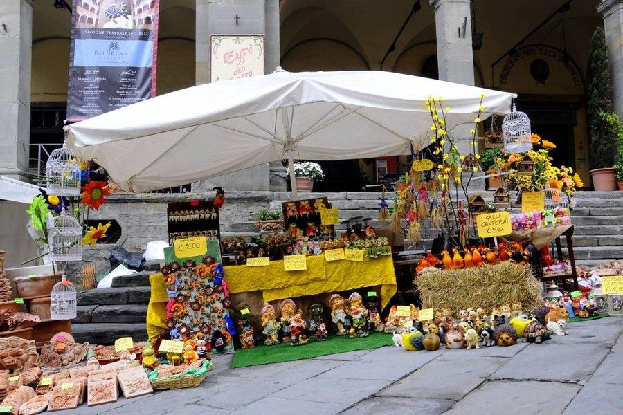 Primo Maggio a Cortona: le foto e il racconto della giornata