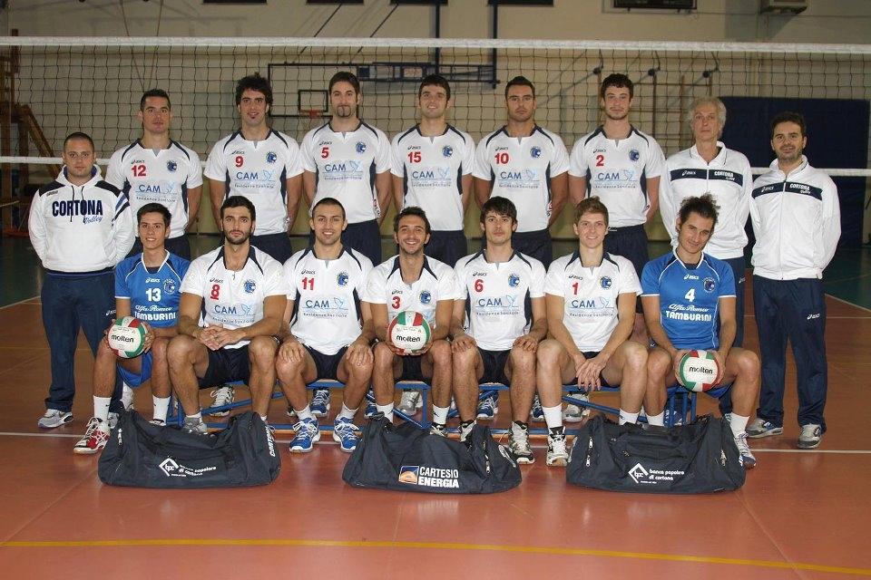 Cortona Volley: la squadra maschile chiude la stagione al quarto posto