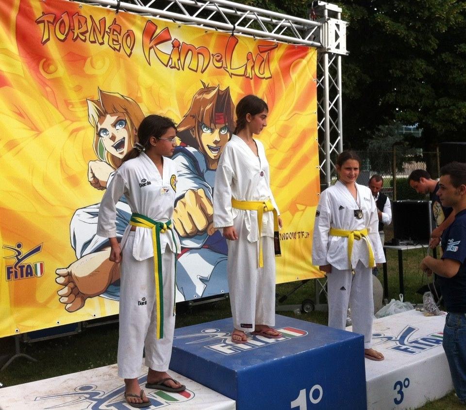 Taekwondo: ottimi risultati dal Torneo Kim & Liù