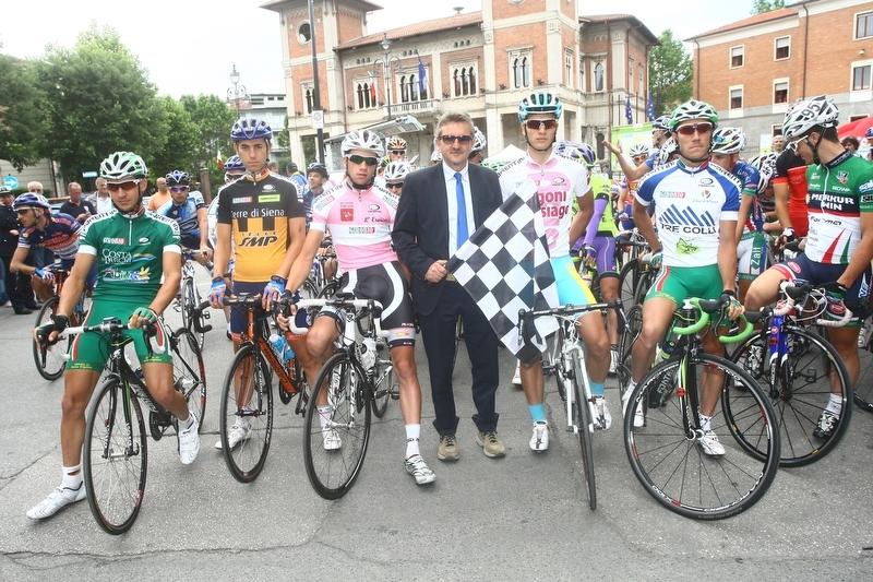 Ciclismo, sulle nostre strade il Giro d'Italia dilettanti