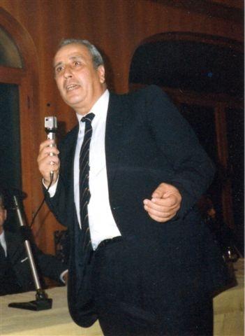Spartaco Mennini: cippo in sua memoria nel primo anniversario della morte