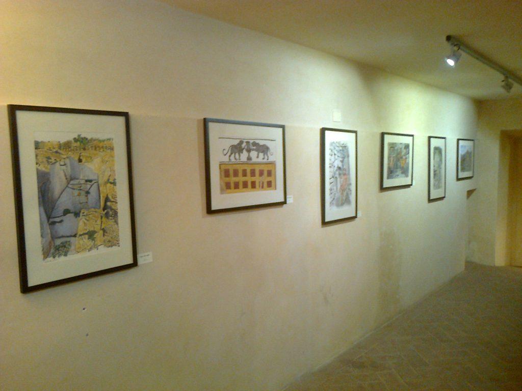 A Cortona una mostra speciale: Lucia Lucchini