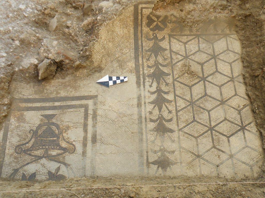 Nuove scoperte presso la Villa Romana di Ossaia