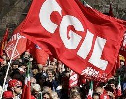 Lavoratori e delegati CGIL: