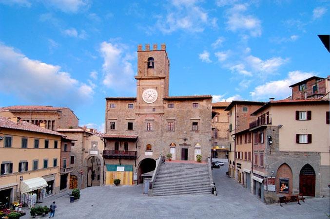 Cortona, Tuscan Sun e