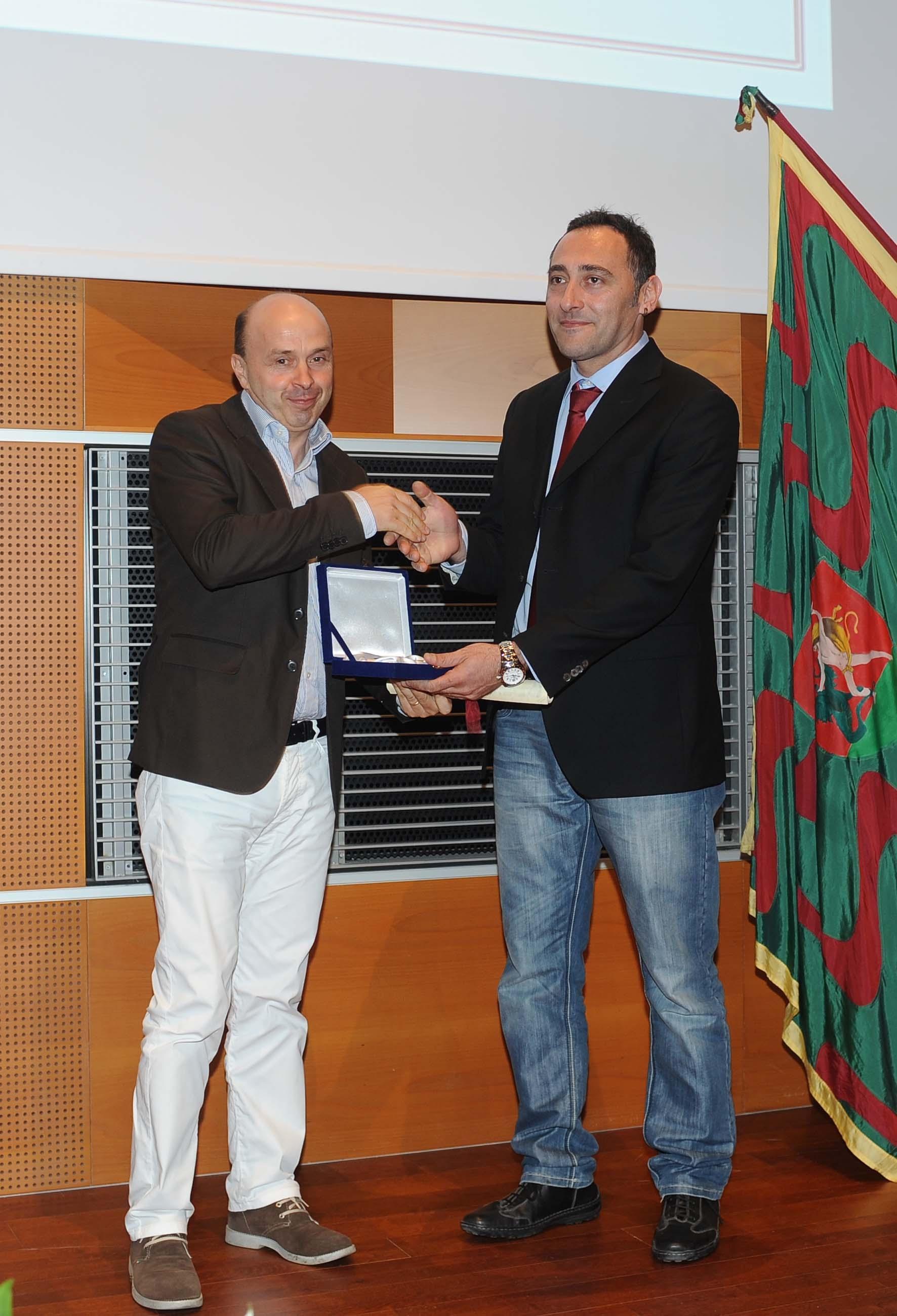 A Marco Patalocco il Premio