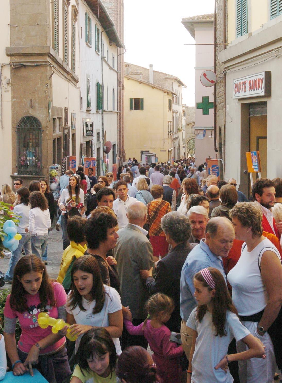 Sabato Castiglion Fiorentino festeggia l'Estate