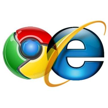 Google Chrome sorpassa Internet Explorer. E in Valdichiana?