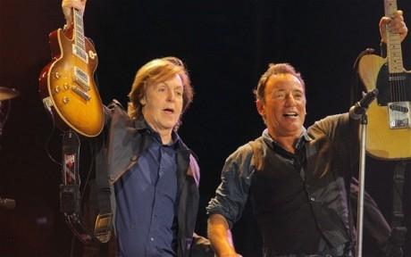 Notti bianche: la lezione di Springsteen e McCartney