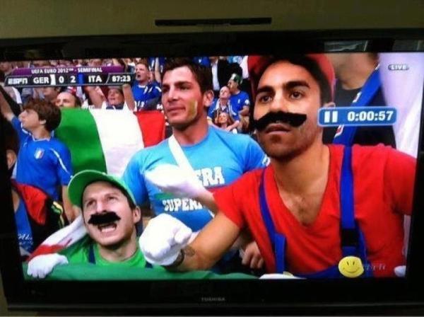 Neuro 2012. Stasera la finale con la Spagna. Dieci buoni motivi per crederci (e dimenticare la spagnola)