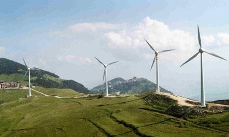 Castiglioni: con atto di indirizzo sancito il No all'eolico in zone con vincolo ambientale