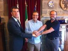 Firmata la collaborazione tra Cortona e Cividale del Friuli