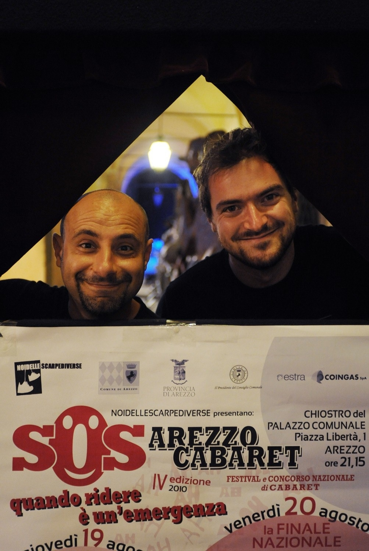SOS Cabaret fa tappa a Civitella