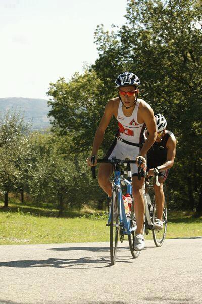 Il cortonese Federico Spensierati alla Finale di Coppa di Triathlon