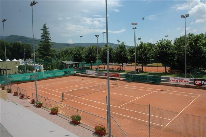 Tennis, riprende la scuola Sat al Tc Castiglionese