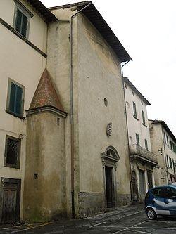 Monte San Savino: restauro in Santa Chiara aperto a tutti, anche di sera