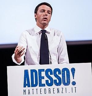 Renzi e l'adesso senza bisogno di un dopo