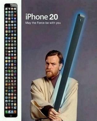 L'iPhone è di destra o di sinistra?