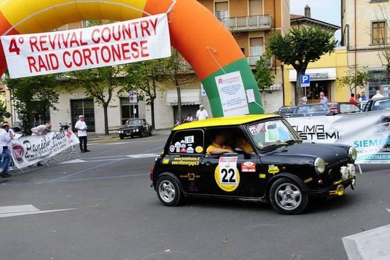 Revival Country Raid Cortonese: le foto