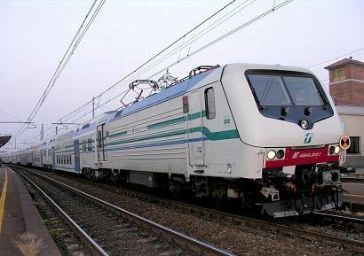 Treni: la protesta dei pendolari,