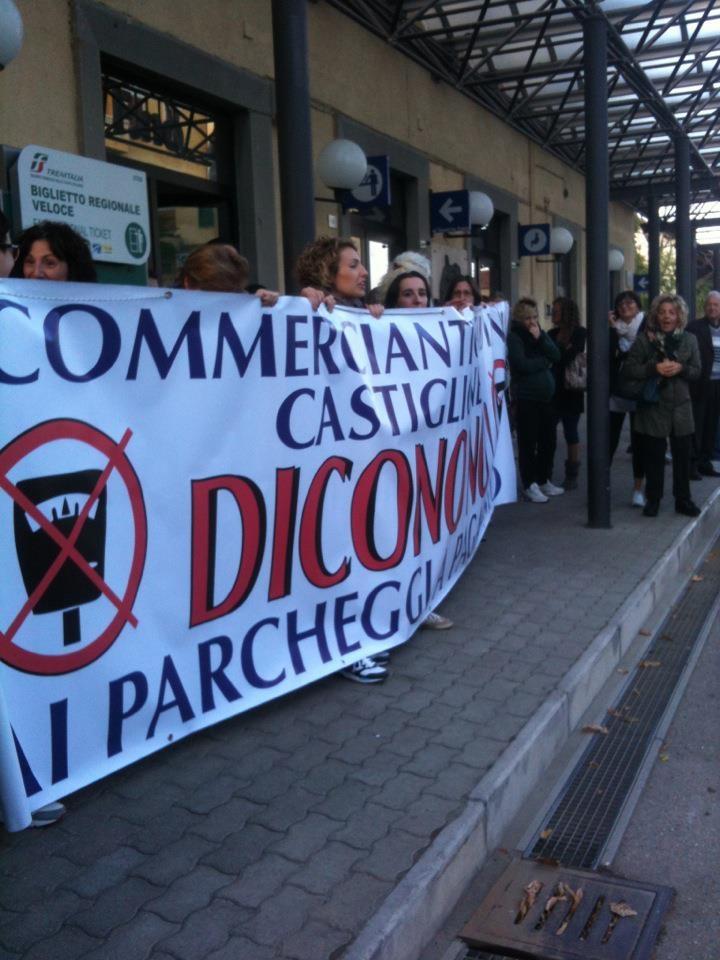 Parcheggi Castiglioni, i commercianti: