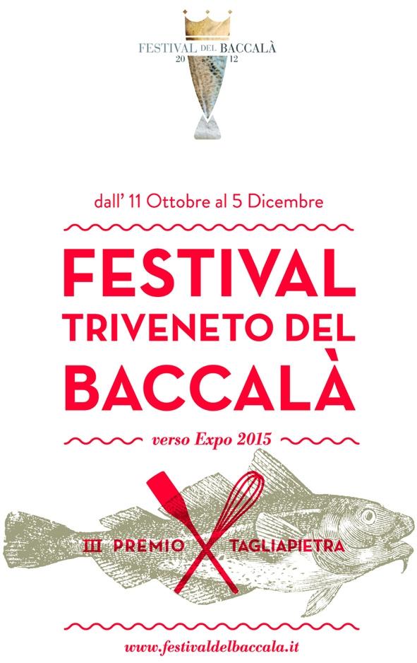 Festival Triveneto del baccalà verso Expo 2015