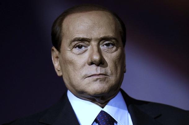 Adieu Berlusconi...