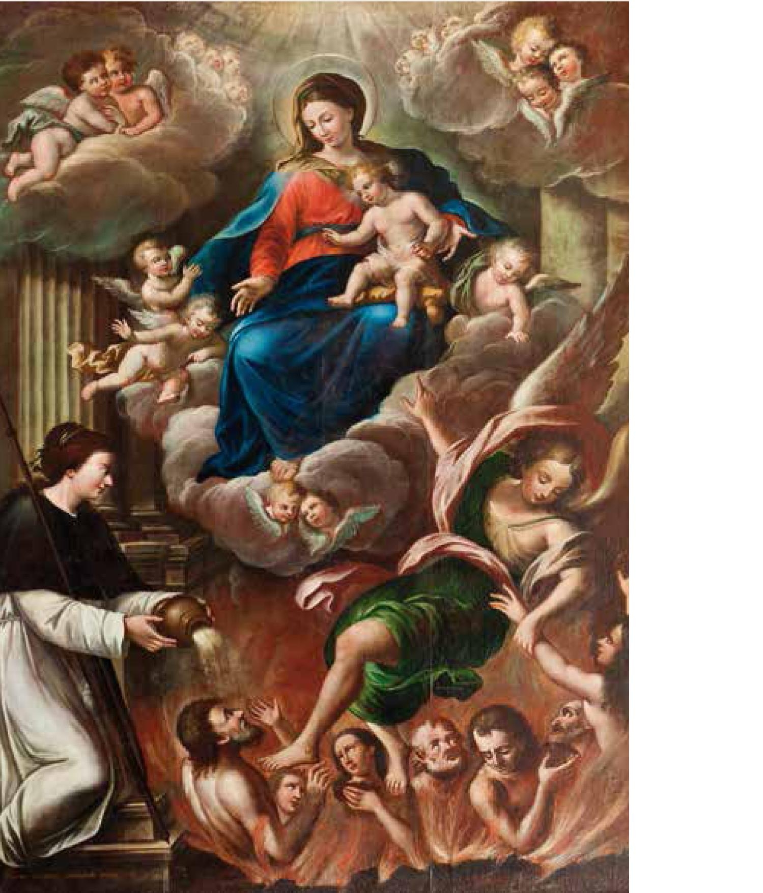 Restauro della Pala d'altare in San Domenico: la presentazione sabato a Cortona