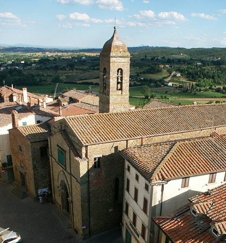 Monte San Savino: il Comune